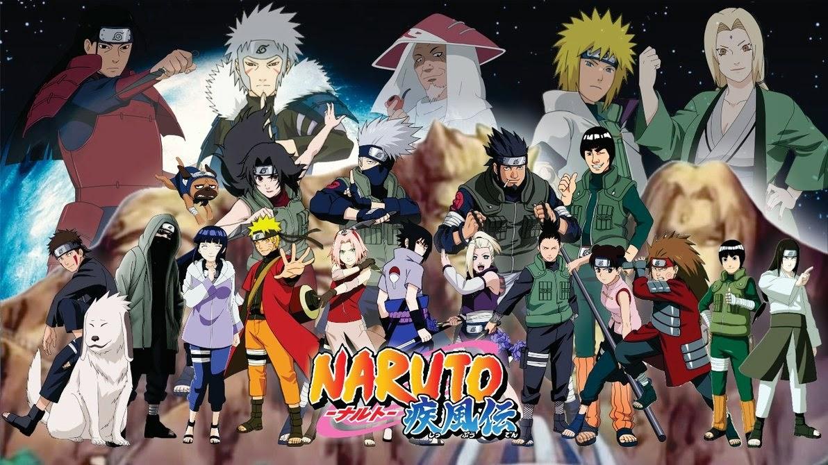 """Naruto: """" นารูโตะ นินจาจอมคาถา """""""