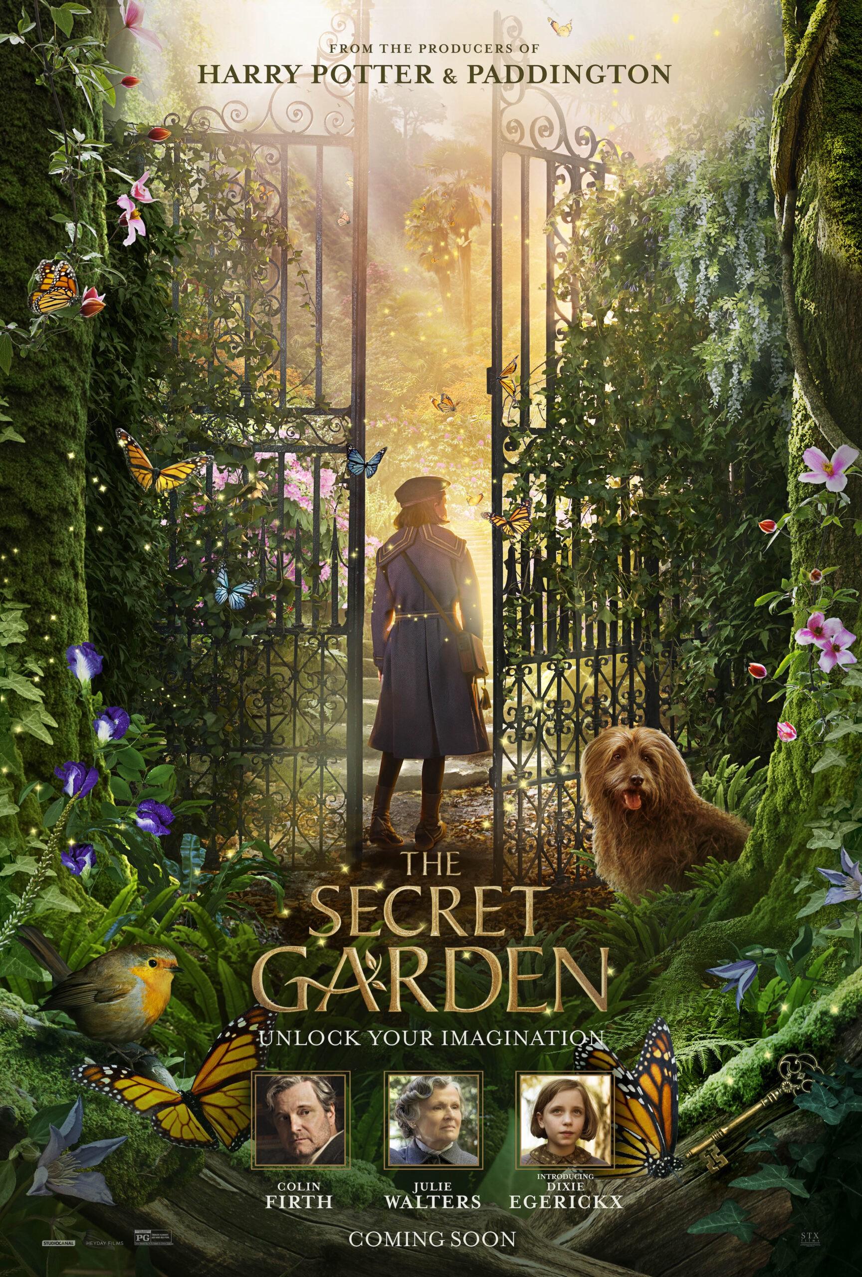 มหัศจรรย์ในสวนลับ